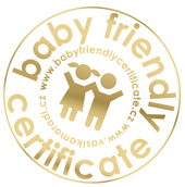 Baby friendly gold certificate