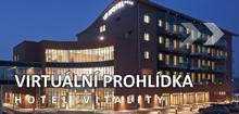 Virtuální prohlídka hotelu Vitality